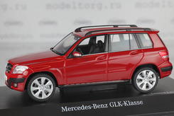 Mercedes-Benz GLK off road (красный)