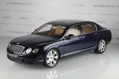 Bentley Continental Flying Spur, 2005г. (синий)