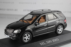 Mercedes-Benz ML 500 2005