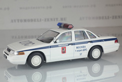 Ford Crown Victoria, ДПС ГАИ (белый) №58