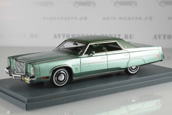 Chrysler Imperial Sedan 1975 (мятный металлик)