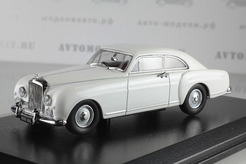 Bentley S1 Continental Fastback 1956 Olympic White