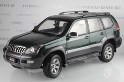 Toyota Land Cruiser Prado 2005 (green)