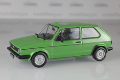 Volkswagen Golf I (зеленый)