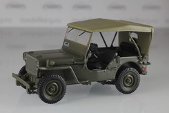 Jeep Willys MB (хаки)