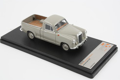 Mercedes-Benz 180D Bakkie pick-up (серый).
