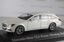 Mercedes-Benz CLS-Class Shooting Brake (X218), 2012г. (жемчужный)