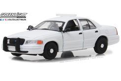 Ford Crown Victoria, Police Interceptor with accessories 1998 г. (белый)