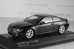 BMW 6-Series Coupe, 2006г. (черный)
