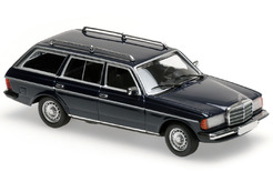 Mercedes-Benz 230TE (W123), 1982 г. (темно-синий)