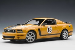 Ford Mustang, Parnelli Jones Saleen, #15 (оранжевый)