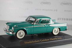 Studebaker Golden Hawk 1958 (green)