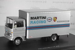 "Mercedes-Benz LP 608 Kasten ""Martini Racing"""